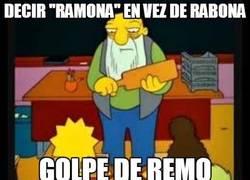 Enlace a Decir Ramona