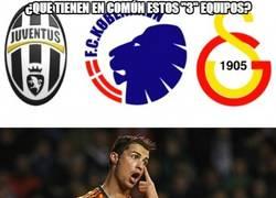 Enlace a ¿Qué tienen en común estos 3 equipos?