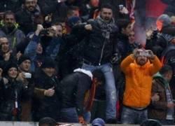 Enlace a Celebración brutal del Galatasaray