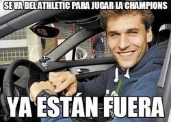 Enlace a Se va del Athletic para jugar la Champions