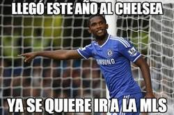 Enlace a Llegó este año al Chelsea