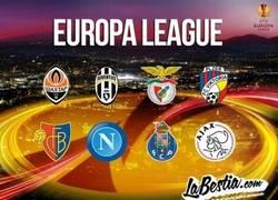 Enlace a Los eliminados de la Champions que jugarán la Europa League, ¡Ojito!
