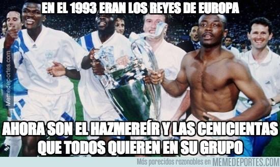 226392 - En el 1993 eran los reyes de Europa