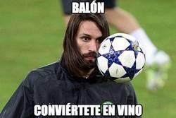 Enlace a Balón, conviértete en vino