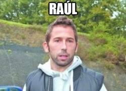 Enlace a Raúl Tamanco