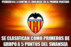Enlace a Pierden 0 a 3 contra el Swansea en el primer partido