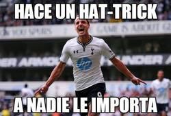 Enlace a Hace un hat-trick