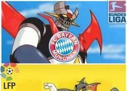 Enlace a Así están la Bundesliga, Liga BBVA y Premier league