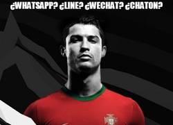 Enlace a ¿Whatsapp? ¿line? ¿wechat? ¿chatOn?