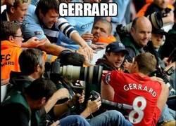 Enlace a Simplemente Gerrard