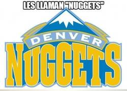Enlace a Les llaman Nuggets