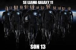 Enlace a Se llama Galaxy11