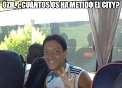 Enlace a Özil, ¿cuántos os ha metido el City?
