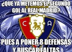 Enlace a ¿Que ya metemos el segundo gol al real madrid?