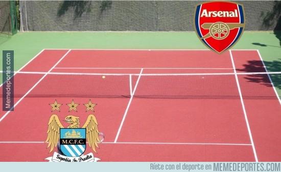 227701 - Partido de fútbol o de tenis