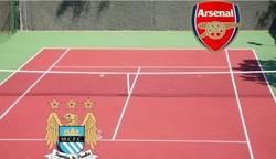 Enlace a Partido de fútbol o de tenis
