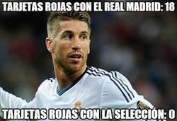 Enlace a Tarjetas rojas con el Real Madrid: 18