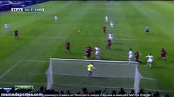 Enlace a GIF: Gran pase de Isco y Pepe hace el empate