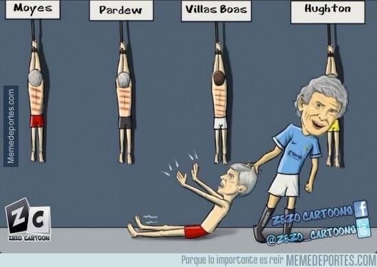 228002 - ¡Manuel Pellegrini se está cargando a todos los entrenadores de la Premier!, por @Zezo_Cartoon