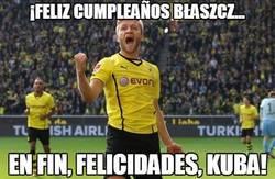 Enlace a ¡Feliz cumpleaños Błaszcz...