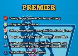 Enlace a Jugadores que quedan libres en 2012 de la Premier League ¿A quién ficharías?