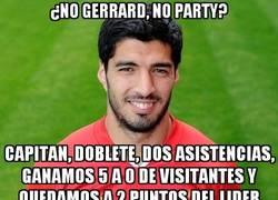 Enlace a ¿No Gerrard, no party?
