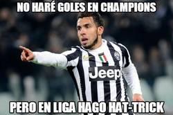 Enlace a No haré goles en champions