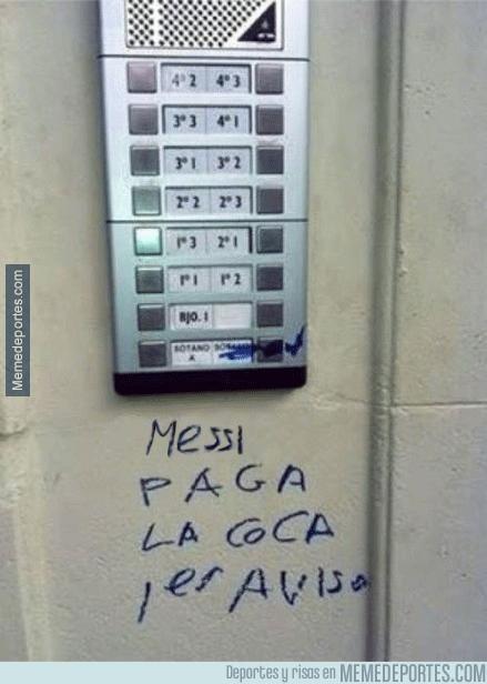 228958 - Messi, paga la coca