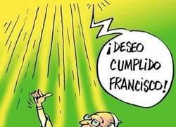 Enlace a Deseo cumplido, Francisco