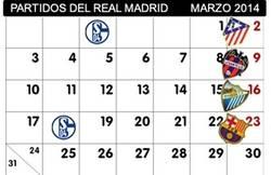 Enlace a Un mes en el que Ancelotti deberá mostrar todo el potencial del Madrid