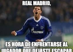 Enlace a Real Madrid, es hora de que te enfrentes a Huntelaar