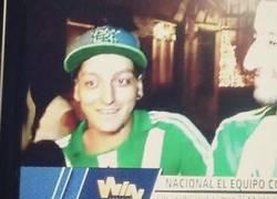 Enlace a Özil es fanático del Atlético Nacional de Colombia