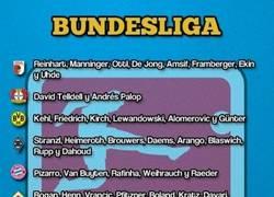 Enlace a Jugadores que quedan libres en la Bundesliga, ¿A quien ficharias?