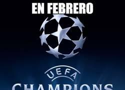 Enlace a En Febrero comienza la verdadera Champions League