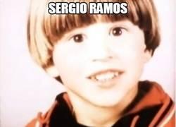 Enlace a El historial de Sergio Ramos