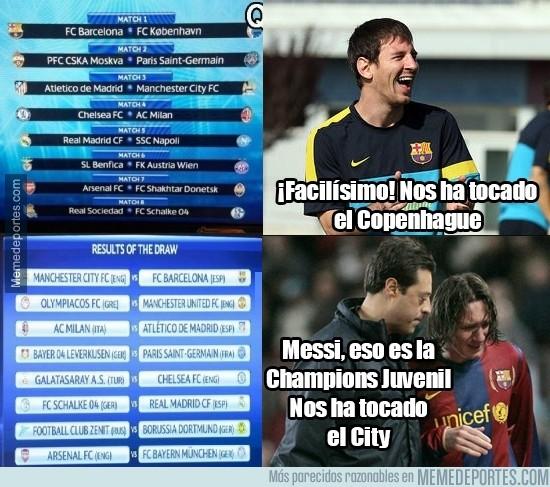 229674 - Messi, cuidado no te cueles