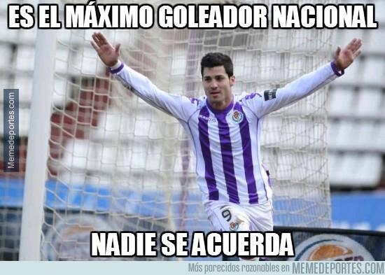 229737 - Es el máximo goleador nacional