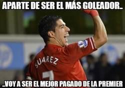 Enlace a Aparte de ser el más goleador..