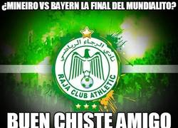 Enlace a ¿Mineiro vs Bayern la final del mundialito?