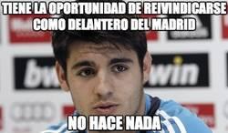 Enlace a Tiene la oportunidad de reivindicarse como delantero del Madrid