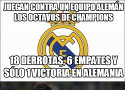Enlace a Bad Luck Real Madrid