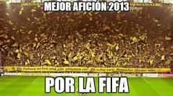 Enlace a Mejor afición 2013