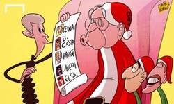 Enlace a Wenger ya sabe qué pedir para Navidad