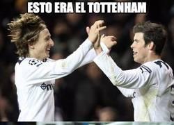 Enlace a Tottenham, quién te ha visto y quién te ve