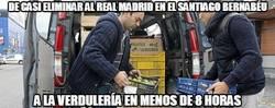 Enlace a De casi eliminar al Real Madrid en el Santiago Bernabéu...