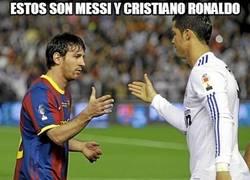 Enlace a Cristiano vs Messi vs Sus fans