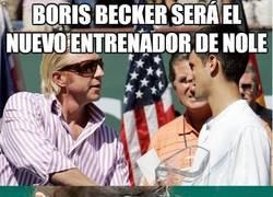 Enlace a Boris Becker será el nuevo entrenador de Nole