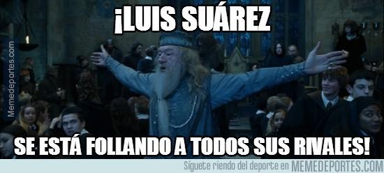 231983 - ¡Luis Suárez se está f*llando a todos!