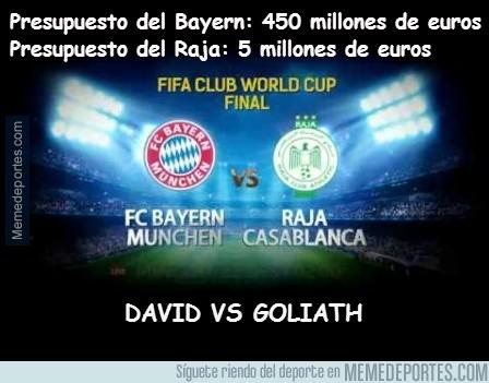 231997 - Y esta noche... David VS Goliath