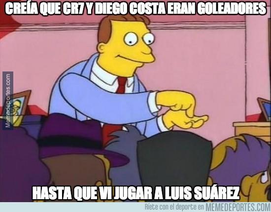 232066 - Creía que CR7 y Diego Costa eran goleadores
